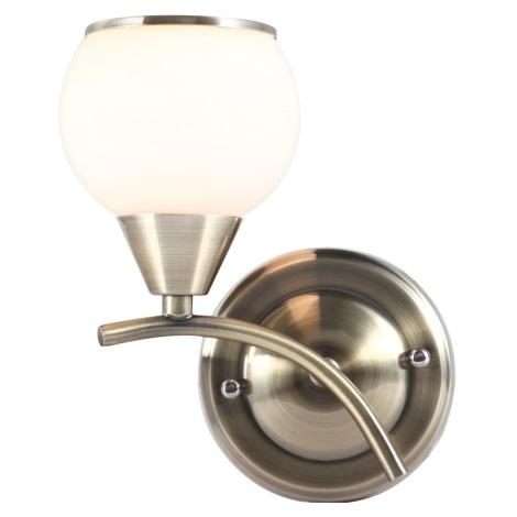 GLOBO 54701-1 - Fali lámpa MISTRAL 1xE14/40W/230V