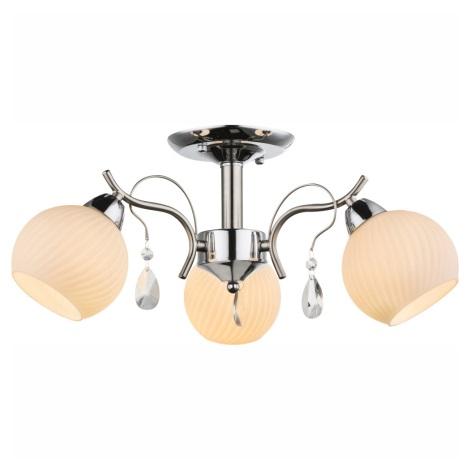 Globo 54711-3 - Mennyezeti lámpa PERDITA 3xE14/40W/230V