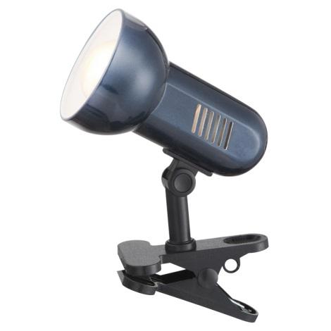 GLOBO 5498 - Lámpa csipesszel BASIC 1xE27/40W/230V