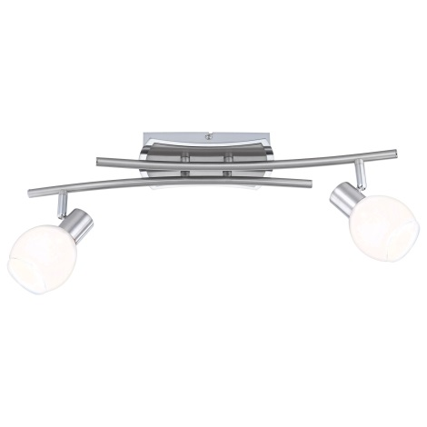 GLOBO 56197-2 - LED ADELA LED-es fali lámpa 2xLED/4W/10V