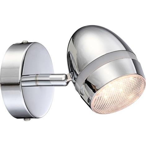 GLOBO 56206-1 - MANJOLA LED-es spotlámpa LED/3W