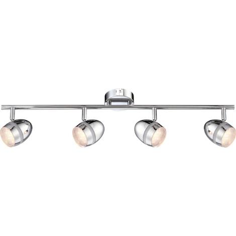 GLOBO 56206-4 -  MANJOLA LED-es spotlámpa 4xLED/3W