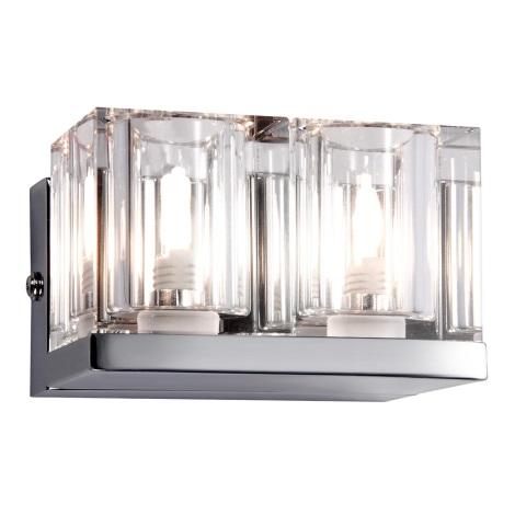 GLOBO 56440-2 - CUBS fali lámpa 2xG9/33W