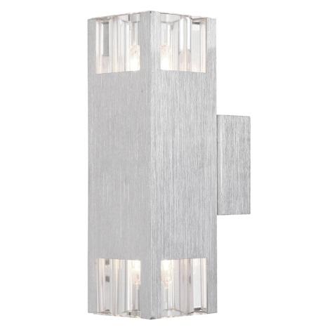 GLOBO 56444-2 - AMOENA fali lámpa 2xG9/33W