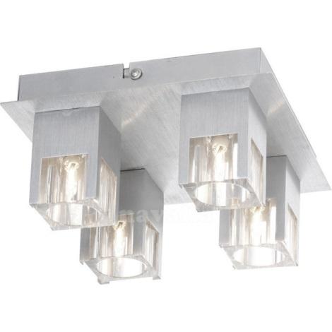 GLOBO 56444-4D - AMOENA mennyezeti lámpa 4xG9/33W