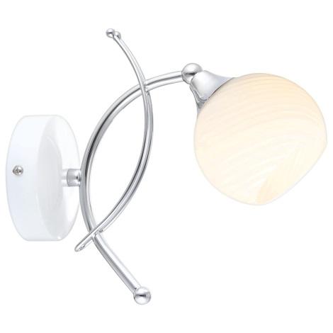 GLOBO 56565-1W - ELIZA fali lámpa 1xG9/33W