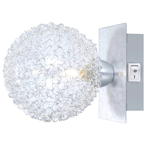 GLOBO 5662-10 - NEW DESIGN fali/mennyezeti lámpa 1x33W/G9