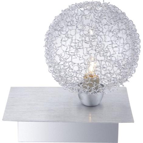 GLOBO 5662T - Asztali lámpa NEW DESIGN 1xG9/33W/230V