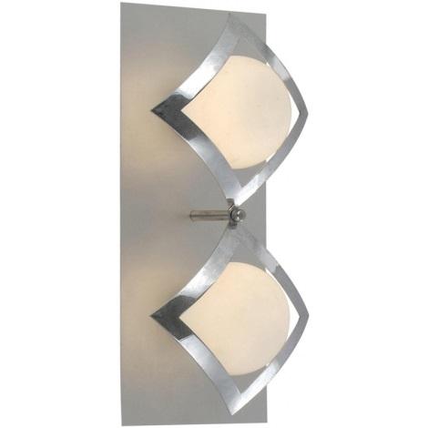 GLOBO 5665-2  - PERSEPHONE fali lámpa 2xG9/33W