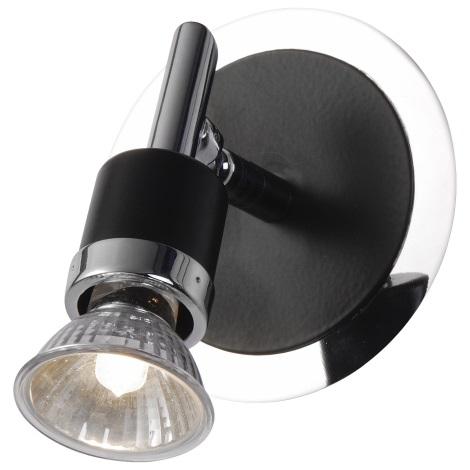 GLOBO 57600-1 - DIAMONDBACKS fali lámpa 1xGU10/50W