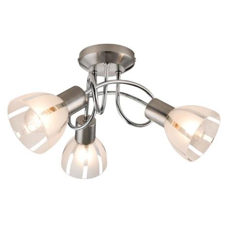 Globo 60193-3 - Mennyezeti lámpa 3xE14/40W/230V