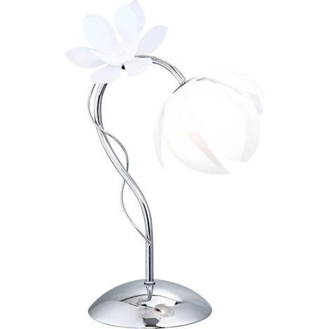 GLOBO 61202-1T - CECILIA asztali lámpa 1xG9/33W