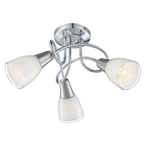 Globo 63177-3 - Mennyezeti lámpa 3xE14/40W/230V