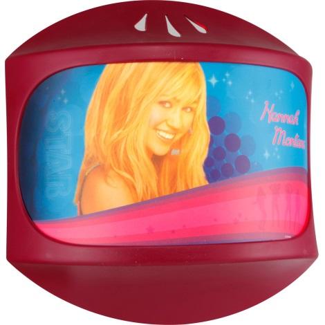 GLOBO 662361 - HANNAH MONTANA gyerek lámpa 1xE14/25W