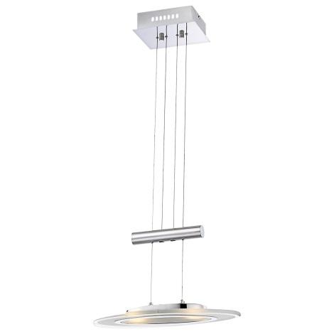Globo 68106-2H - LED Mennyezeti függesztékes lámpa NESTOR 2xLED/5W/230V
