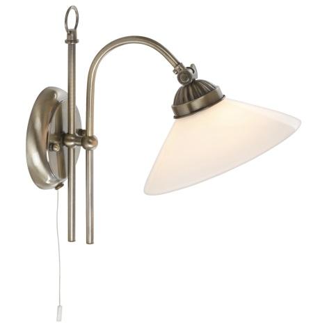 GLOBO 6872 - LANDLIFE fali lámpa 1xE14/40W