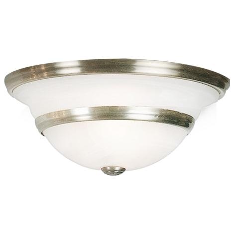 GLOBO 6895-2 - TOLEDO mennyezeti lámpa 2xE27/60W