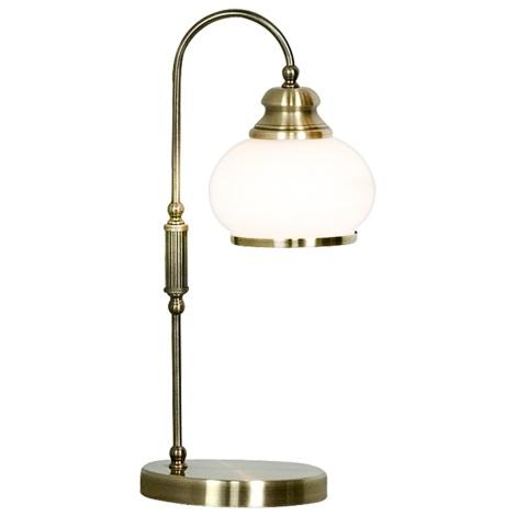 GLOBO 6900-1T - NOSTALGIKA asztali lámpa 1xE14/40W