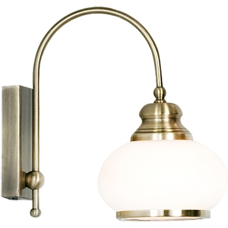 Globo 6900-1W - Fali lámpa NOSTALGIKA 1xE14/40W/230V