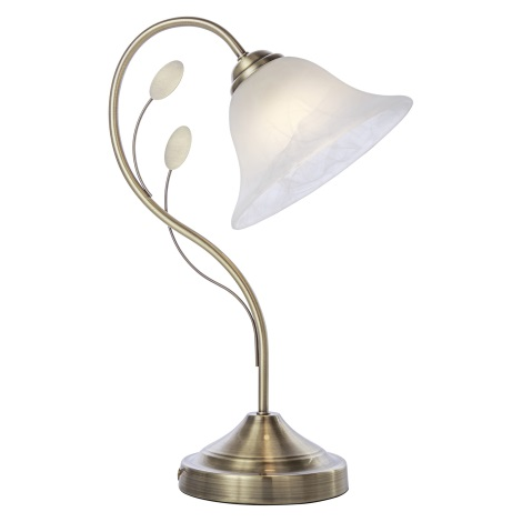 Globo 69007-1T - Asztali lámpa POSADAS 1xE27/60W/230V
