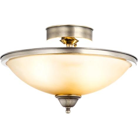 GLOBO 6905-2D - SASSARI mennyezeti lámpa 2xE27/60W