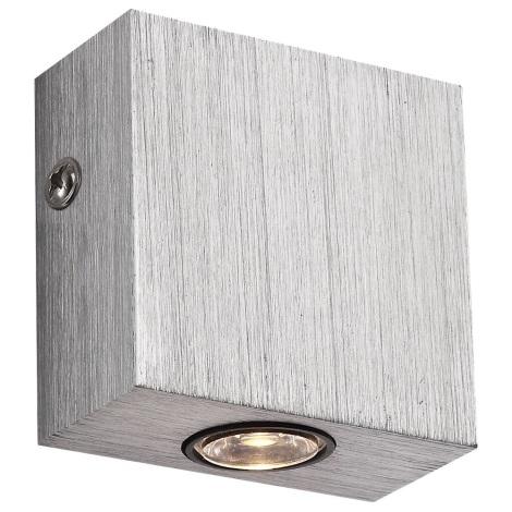 Globo 7600 - LED Fali lámpa GORDON 1xLED/1W/230V