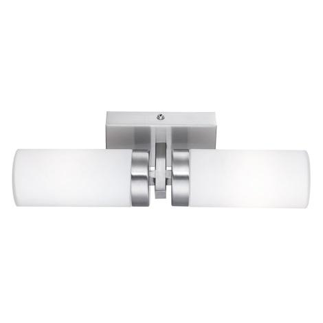 GLOBO 7816 - SPACE fali/mennyezeti lámpa 2xE14/40W