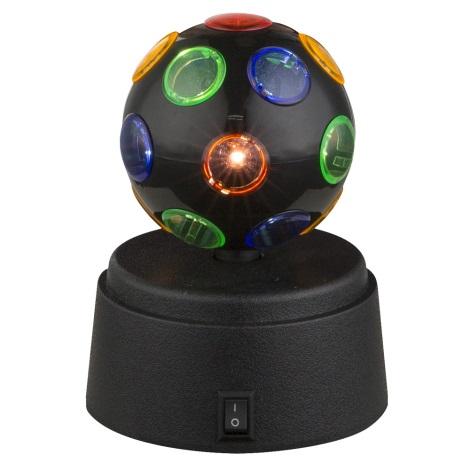 Globo - LED dekor lámpa 1xLED/0,06W/3xAA