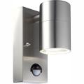 Globo - LED Kültéri fali lámpa a mozgásérzékelős 1xGU10/5W/230V