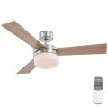 Globo - Mennyezeti ventilátor 2xE14/40W/230V