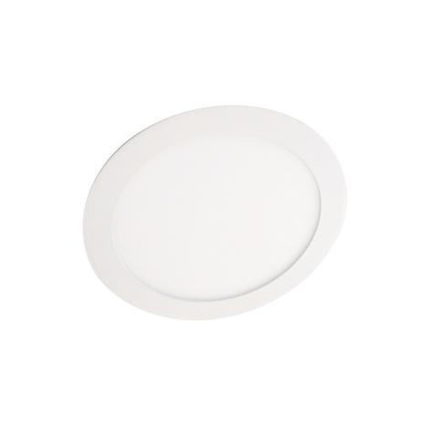 Greenlux GXDW004 -  VEGA ROUND LED-es mennyezeti lámpa 1xLED/18W hideg fehér