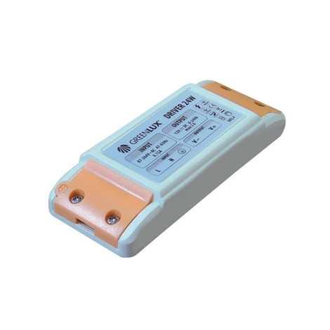 Greenlux GXLD017 - Elektromos transzformátor LED 24W/12V