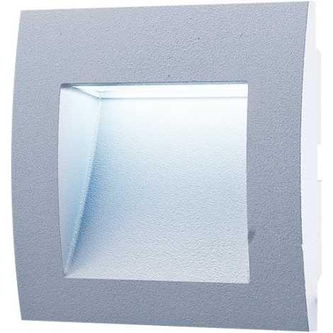 Greenlux GXLL002 - LED lépcső lámpa WALL LED SMD/1,5W/230V