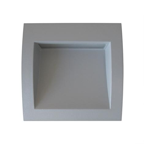 Greenlux GXLL006 - LED lépcsőházi lámpa WALL LED SMD/3W/230V