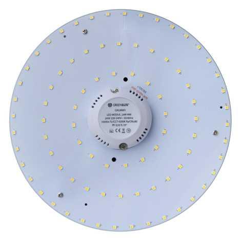 Greenlux GXLM002 - LED panel 84xLED SMD/24W/230V