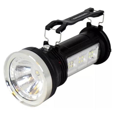 Grundig - LED Szolár lámpa LED/18W/5,5V IP44
