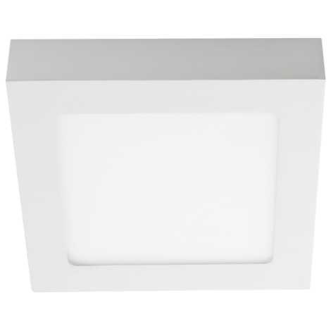 GXDW039 - LED90 FENIX-S silver LED-es fali/mennyezeti lámpa 18W hideg fehér