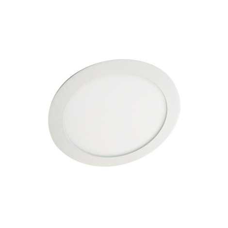 GXDW051 - LED60 VEGA-R Silver LED-es beépíthető lámpa SMD/12W meleg fehér