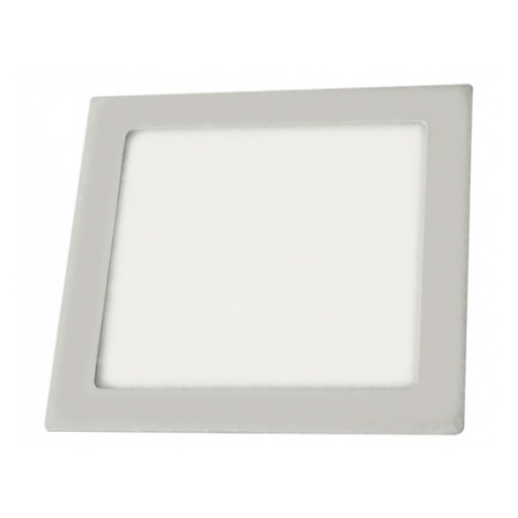 GXDW058 - LED90 VEGA-S Silver LED-es beépíthető lámpa SMD/18W hideg fehér
