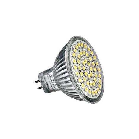 GXLZ006 - LED48 SMD LED-es izzó MR16/3,5W  meleg fehér