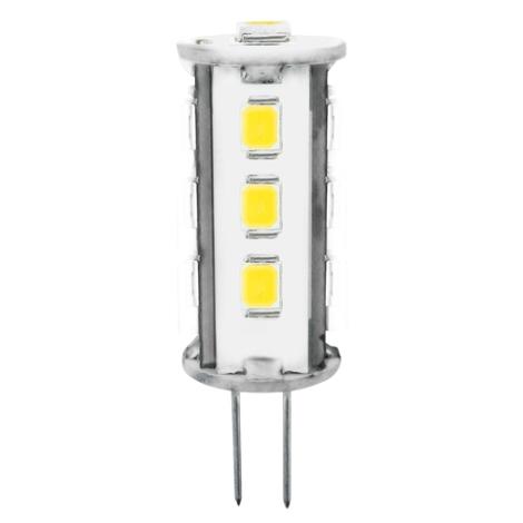 GXLZ081 - SMD 2835 JC LED-es izzó 2W/LED13 JC/12V  teplá bílá