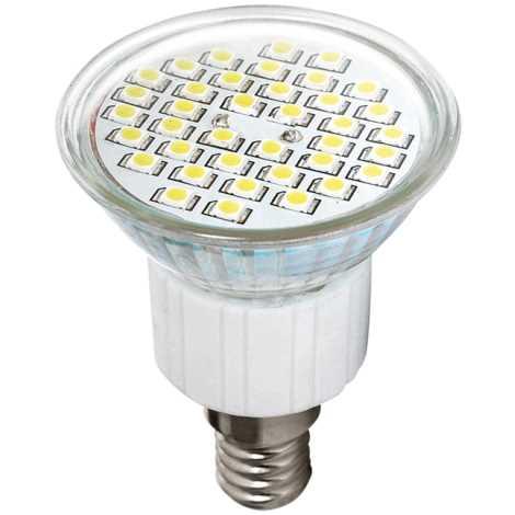 GXLZ107 - LED-es izzó E14/4W LED/230V 400lm meleg fehér
