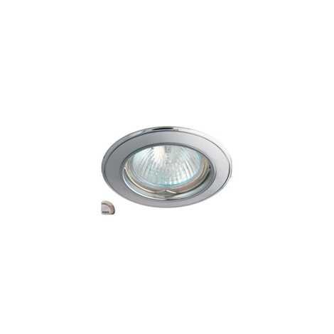 GXPL016 - AXL 5514 beépíthető mennyezeti lámpa 1xMR16/50W matt króm/nikkel