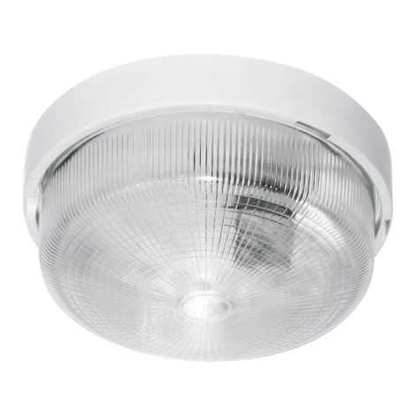 GXTT008 - RONDE ipari lámpa 1xE27/100W fehér