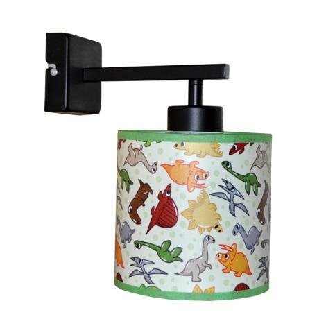 Gyermek fali lámpa GABI 1xE27/60W/230V