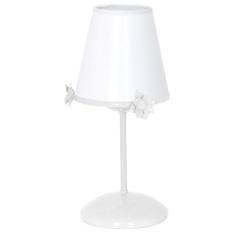 Gyermeklámpa ALICE 1xE14/60W/230V fehér