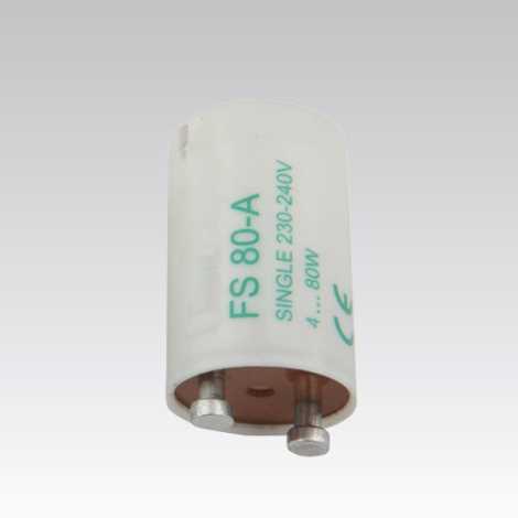 Gyújtó fénycsőhőz SINGLE 4-80W 230V