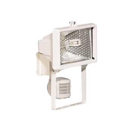 Halogén reflektor  érzékelővel TOMI 150 fehér - GXER002