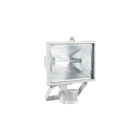 Halogén reflektor érzékelővel  TOMI 500 fehér - GXER004