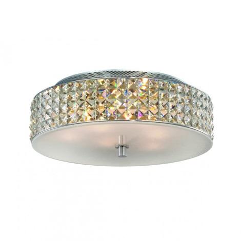 Ideal Lux 00657 - Kristály mennyezeti lámpa  ROMA PL6 6xG9/40W/230V